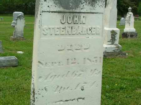 STEINBERGER, JOHN L - Champaign County, Ohio | JOHN L STEINBERGER - Ohio Gravestone Photos