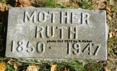BAKER STEVENS, RUTH - Champaign County, Ohio   RUTH BAKER STEVENS - Ohio Gravestone Photos