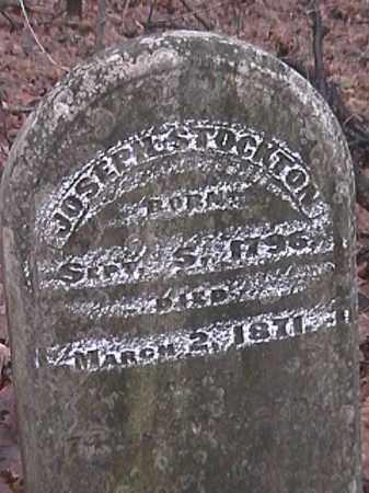 STOCKTON, JOSEPH - Champaign County, Ohio | JOSEPH STOCKTON - Ohio Gravestone Photos