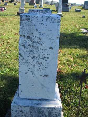 STOKES, JOHN - Champaign County, Ohio | JOHN STOKES - Ohio Gravestone Photos