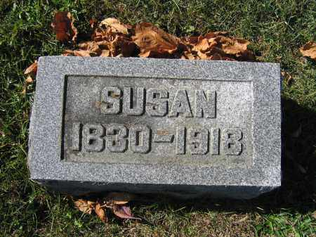STUART, SUSAN - Champaign County, Ohio | SUSAN STUART - Ohio Gravestone Photos