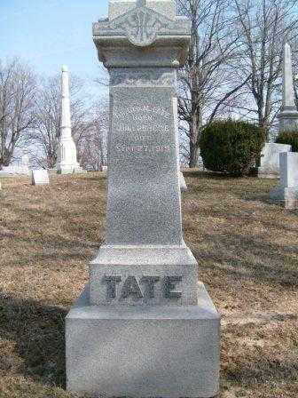 TATE, HARRIET E. - Champaign County, Ohio | HARRIET E. TATE - Ohio Gravestone Photos