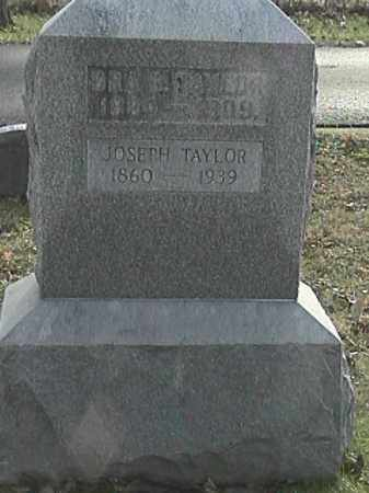 WARNER TAYLOR, ORA BLANCHE - Champaign County, Ohio | ORA BLANCHE WARNER TAYLOR - Ohio Gravestone Photos