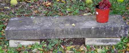 THACKERY, RALPH JH. - Champaign County, Ohio | RALPH JH. THACKERY - Ohio Gravestone Photos