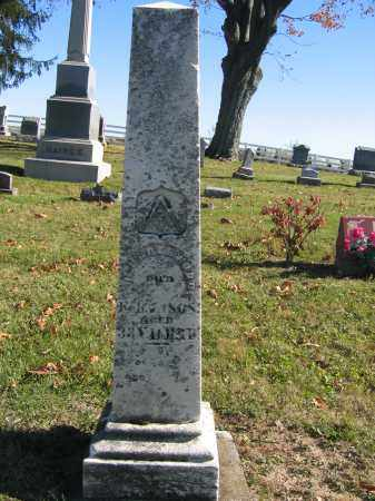 UNDERWOOD, E.H. - Champaign County, Ohio | E.H. UNDERWOOD - Ohio Gravestone Photos