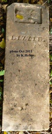 APPLE UNKNOWN, ELIZABETH - Champaign County, Ohio | ELIZABETH APPLE UNKNOWN - Ohio Gravestone Photos