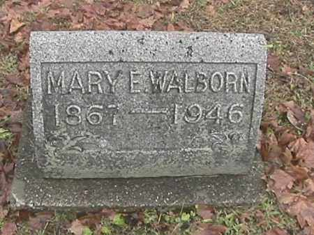 WALBORN, MARY A. - Champaign County, Ohio | MARY A. WALBORN - Ohio Gravestone Photos