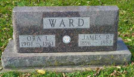 WARD, ORA I. - Champaign County, Ohio | ORA I. WARD - Ohio Gravestone Photos