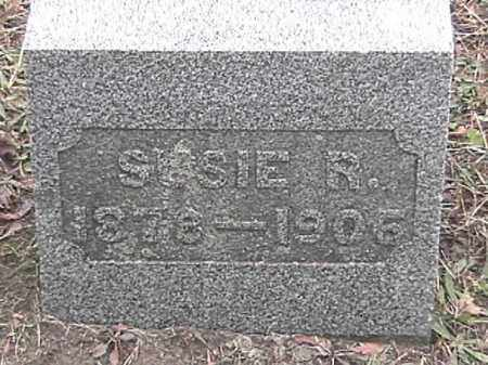 WARD, SUSIE R. - Champaign County, Ohio | SUSIE R. WARD - Ohio Gravestone Photos