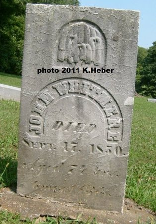 WHITMERE, JOHN - Champaign County, Ohio | JOHN WHITMERE - Ohio Gravestone Photos