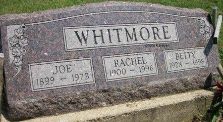 BAKER WHITMORE, RACHEL ELLEN - Champaign County, Ohio | RACHEL ELLEN BAKER WHITMORE - Ohio Gravestone Photos