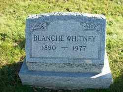 WHITNEY, BLANCHE - Champaign County, Ohio | BLANCHE WHITNEY - Ohio Gravestone Photos
