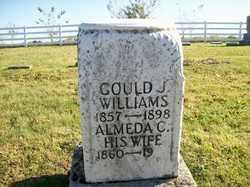 WILLIAMS, GOULD J - Champaign County, Ohio | GOULD J WILLIAMS - Ohio Gravestone Photos