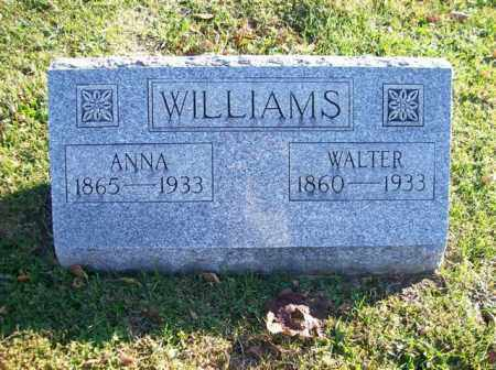WILLIAMS, WALTER - Champaign County, Ohio | WALTER WILLIAMS - Ohio Gravestone Photos