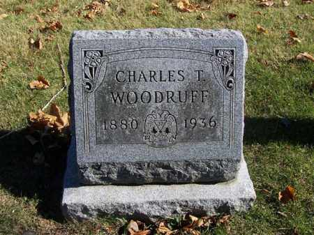 WOODRUFF, CHARLES T. - Champaign County, Ohio | CHARLES T. WOODRUFF - Ohio Gravestone Photos