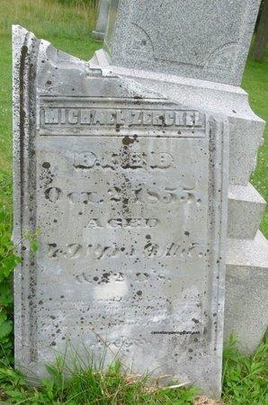 ZERCKEL, MICHAEL - Champaign County, Ohio | MICHAEL ZERCKEL - Ohio Gravestone Photos