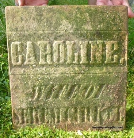 ZERKEL-1, CAROLINE - Champaign County, Ohio | CAROLINE ZERKEL-1 - Ohio Gravestone Photos