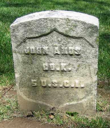 AMOS, JOHN - Clark County, Ohio | JOHN AMOS - Ohio Gravestone Photos