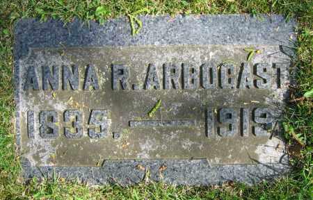 ARBOGAST, ANNA R. - Clark County, Ohio | ANNA R. ARBOGAST - Ohio Gravestone Photos
