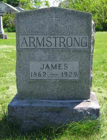 ARMSTRONG, JAMES - Clark County, Ohio | JAMES ARMSTRONG - Ohio Gravestone Photos
