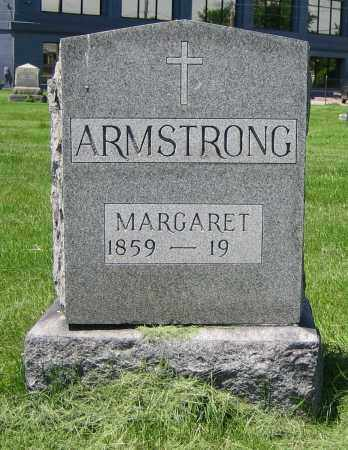 ARMSTRONG, MARGARET - Clark County, Ohio | MARGARET ARMSTRONG - Ohio Gravestone Photos