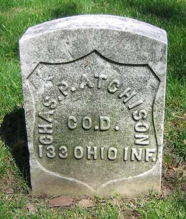 ATCHISON, CHAS. P. - Clark County, Ohio | CHAS. P. ATCHISON - Ohio Gravestone Photos