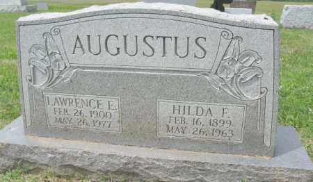 AUGUSTUS, HILDA F. - Clark County, Ohio | HILDA F. AUGUSTUS - Ohio Gravestone Photos