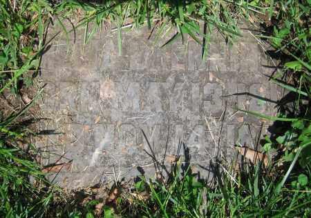 BAENNINGER, AMELIA - Clark County, Ohio | AMELIA BAENNINGER - Ohio Gravestone Photos