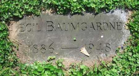 BAUMGARDNER, CECIL - Clark County, Ohio | CECIL BAUMGARDNER - Ohio Gravestone Photos