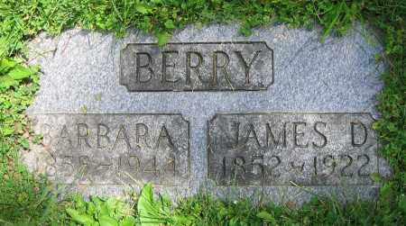 BERRY, BARBARA - Clark County, Ohio | BARBARA BERRY - Ohio Gravestone Photos