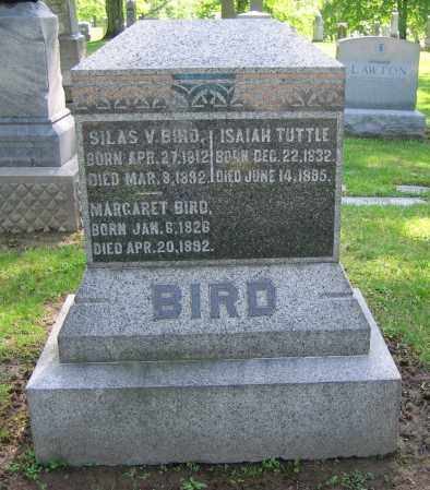 TUTTLE, ISAIAH - Clark County, Ohio | ISAIAH TUTTLE - Ohio Gravestone Photos