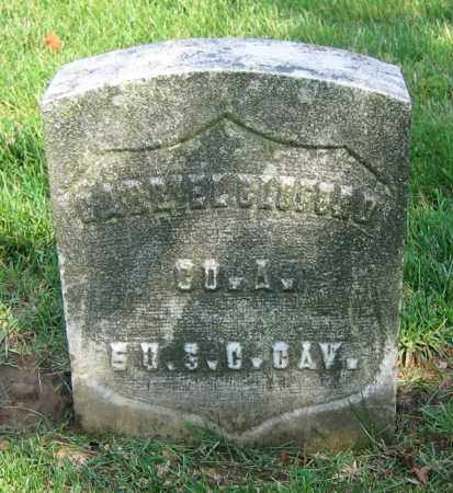 BLUFORD, GABRIEL - Clark County, Ohio | GABRIEL BLUFORD - Ohio Gravestone Photos
