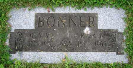 BONNER, ROSA B. - Clark County, Ohio | ROSA B. BONNER - Ohio Gravestone Photos