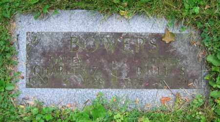 BOWERS, BELLE S. - Clark County, Ohio | BELLE S. BOWERS - Ohio Gravestone Photos