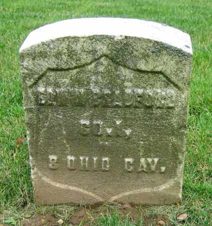 BRADFORD, EDW'N - Clark County, Ohio | EDW'N BRADFORD - Ohio Gravestone Photos