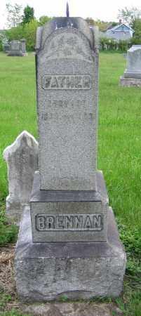 BRENNAN, BERNARD - Clark County, Ohio | BERNARD BRENNAN - Ohio Gravestone Photos
