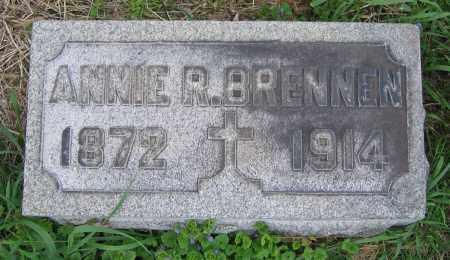 BRENNEN, ANNIE R. - Clark County, Ohio | ANNIE R. BRENNEN - Ohio Gravestone Photos