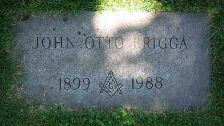BRIGGA, JOHN OTTO - Clark County, Ohio | JOHN OTTO BRIGGA - Ohio Gravestone Photos