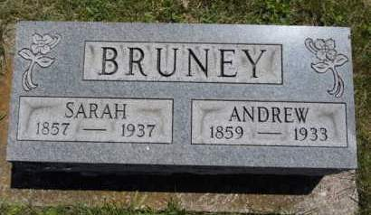 KEARNEY BRUNEY, SARAH - Clark County, Ohio | SARAH KEARNEY BRUNEY - Ohio Gravestone Photos