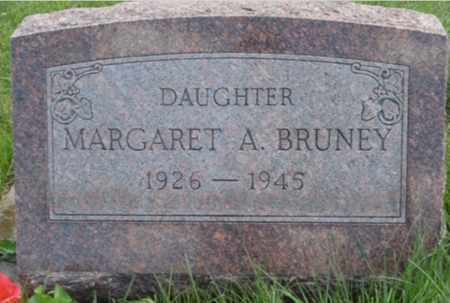 BRUNEY, MARGARET - Clark County, Ohio | MARGARET BRUNEY - Ohio Gravestone Photos