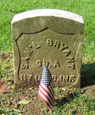 BRYANT, SAM'L - Clark County, Ohio | SAM'L BRYANT - Ohio Gravestone Photos