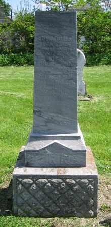 BURKE, ELLEN - Clark County, Ohio | ELLEN BURKE - Ohio Gravestone Photos