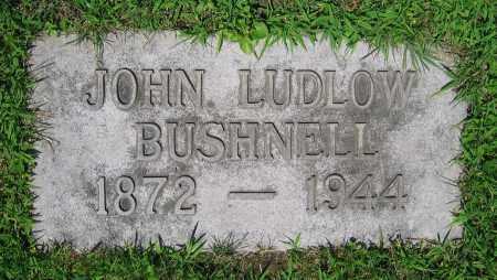 BUSHNELL, JOHN LUDLOW - Clark County, Ohio   JOHN LUDLOW BUSHNELL - Ohio Gravestone Photos