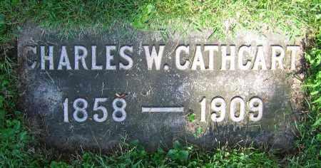 CATHCART, CHARLES W. - Clark County, Ohio | CHARLES W. CATHCART - Ohio Gravestone Photos