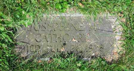 CATHCART, JOSEPHINE M. - Clark County, Ohio | JOSEPHINE M. CATHCART - Ohio Gravestone Photos