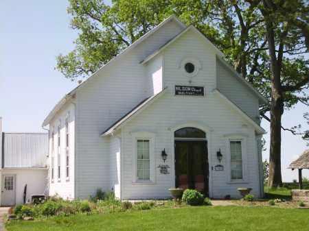 CEMETERY, WILSON CHAPEL - Clark County, Ohio | WILSON CHAPEL CEMETERY - Ohio Gravestone Photos