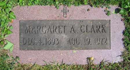 CLARK, MARGARET A. - Clark County, Ohio | MARGARET A. CLARK - Ohio Gravestone Photos