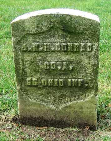 CONRAD, J.W.H. - Clark County, Ohio | J.W.H. CONRAD - Ohio Gravestone Photos