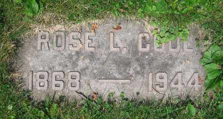 COOL, ROSE L. - Clark County, Ohio | ROSE L. COOL - Ohio Gravestone Photos