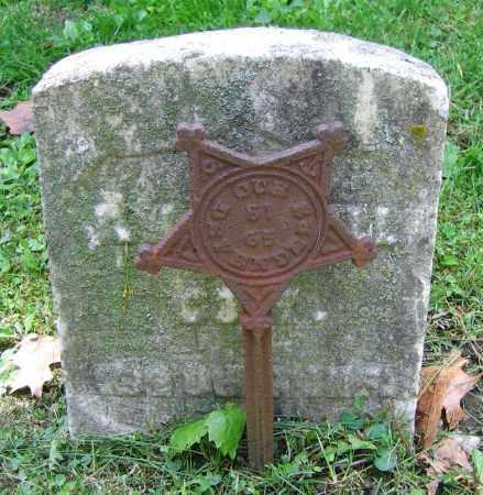 CORNELL, J.W. - Clark County, Ohio | J.W. CORNELL - Ohio Gravestone Photos